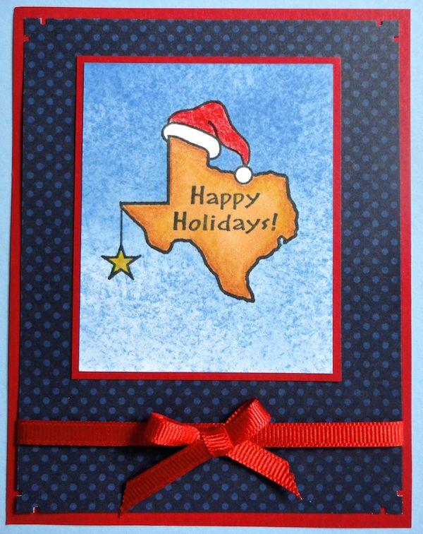 Deadbeat Designs Texas Christmas