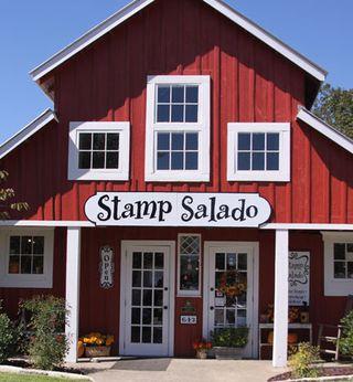 Stamp salado